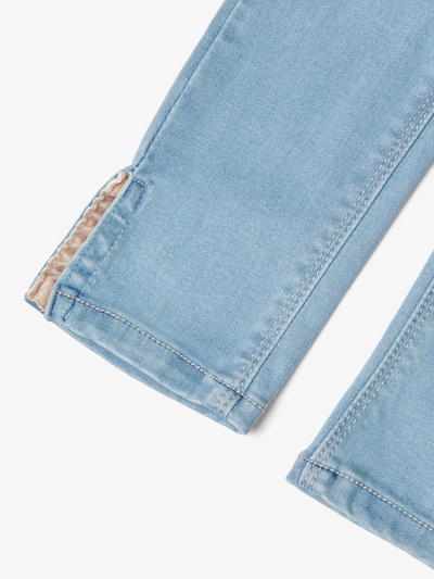 NAME IT Jeans 'POLLY' in hellblau: Frontalansicht