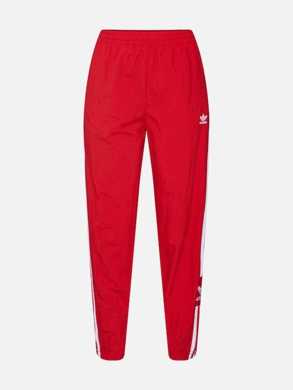 Adidas Firebird Hose Dunkelrot L