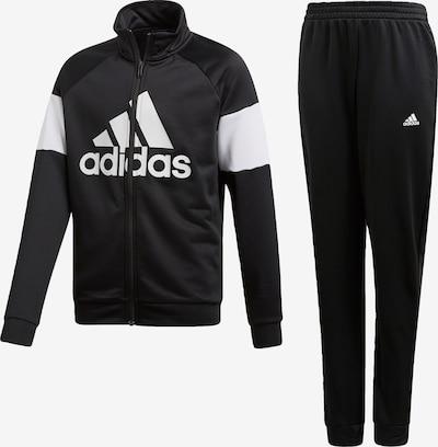 ADIDAS PERFORMANCE Odjeća za vježbanje u crna / bijela, Pregled proizvoda