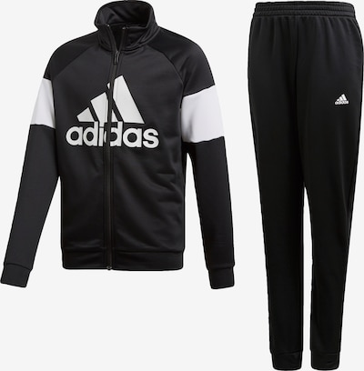ADIDAS PERFORMANCE Trainingspak in de kleur Zwart / Wit, Productweergave