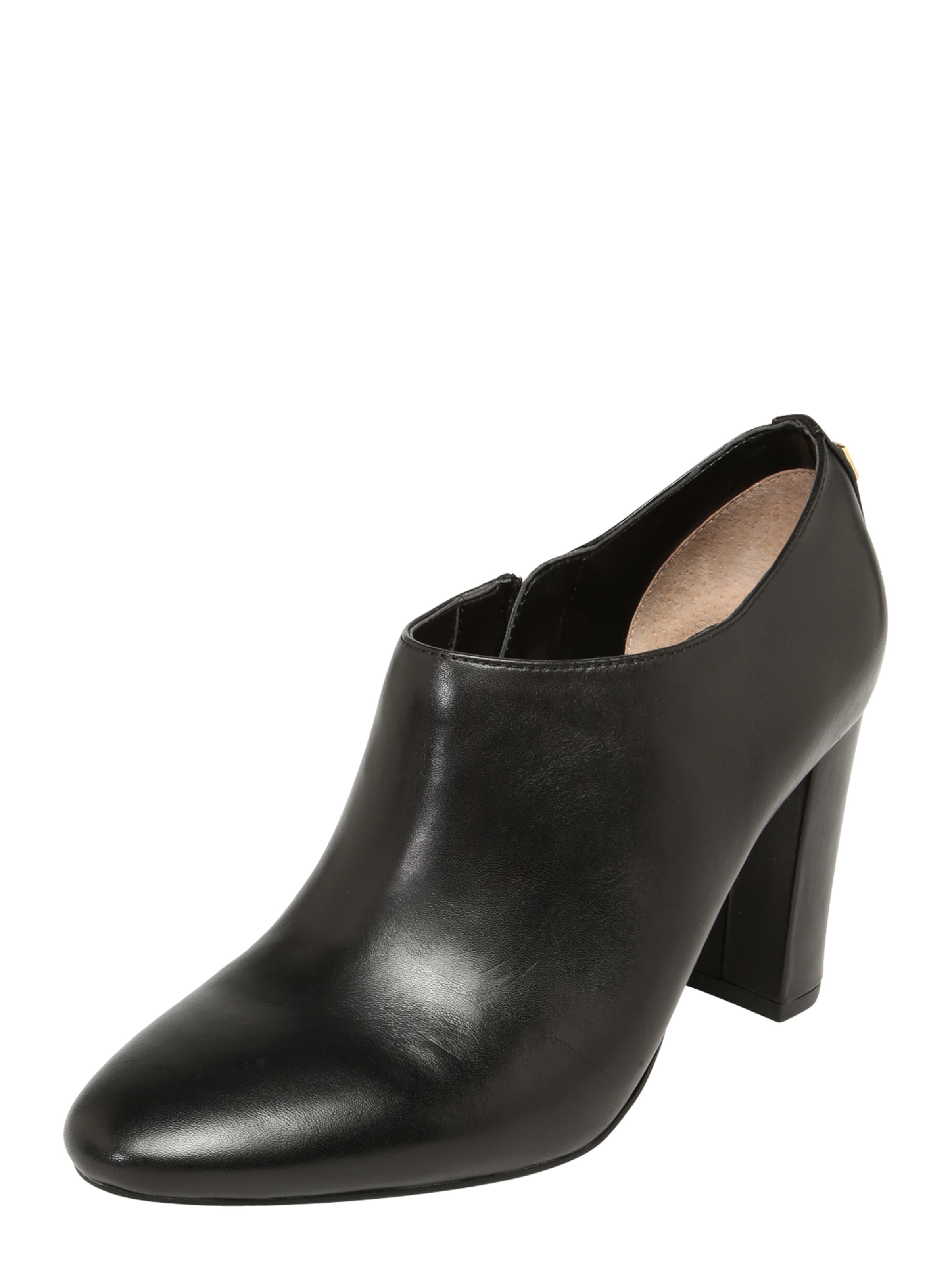 Lauren dress' Schwarz boots Stiefel 'aubree In Ralph 1JlcTFK