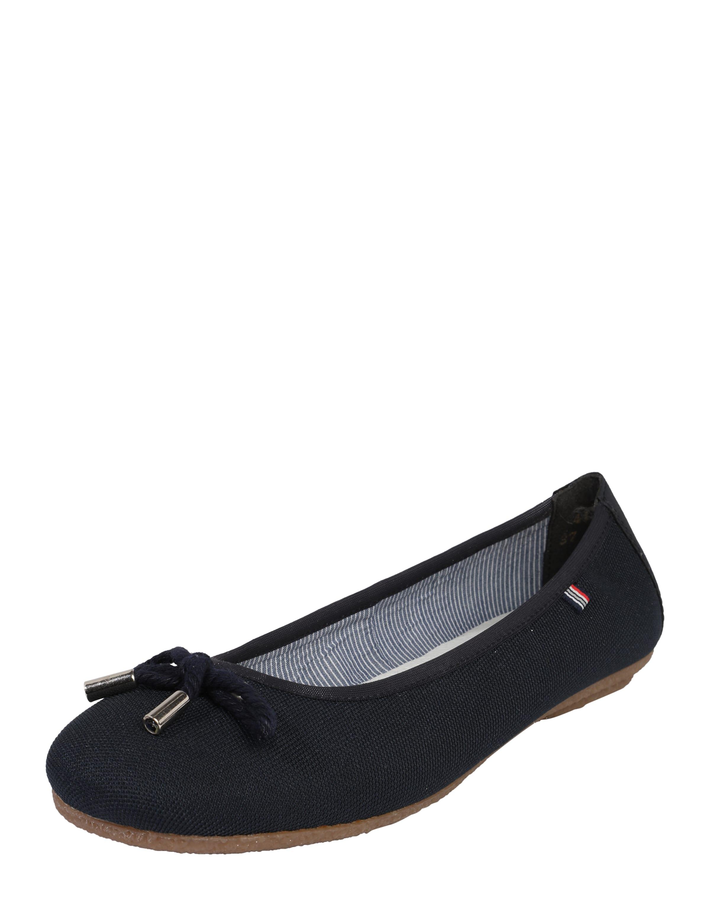 RIEKER Ballerina Verschleißfeste billige Schuhe Hohe Qualität