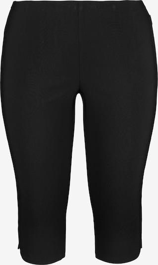 Doris Streich 3/4-Hose SLIMLINE in schwarz, Produktansicht