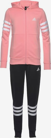 ADIDAS PERFORMANCE Trainingsanzug in rosa / schwarz, Produktansicht
