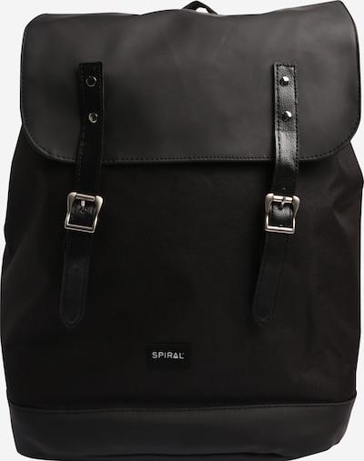 SPIRAL Rugzak 'SOHO' in de kleur Zwart, Productweergave