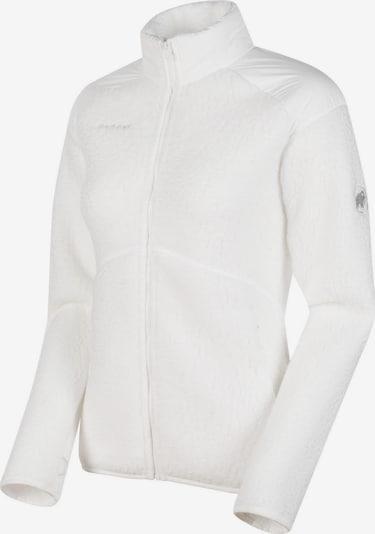 MAMMUT Jacke 'Innominata Pro Ml' in weiß, Produktansicht