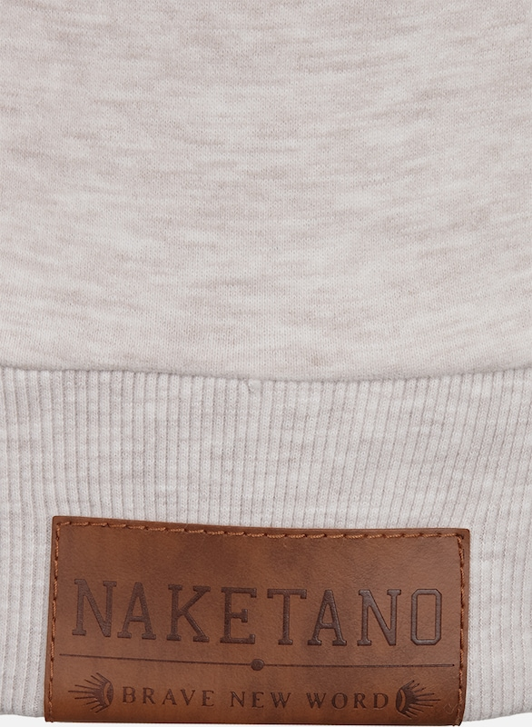 naketano Female Sweatshirt In den Schlaf gebumst