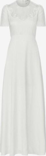 Y.A.S Robe de soirée en blanc, Vue avec produit