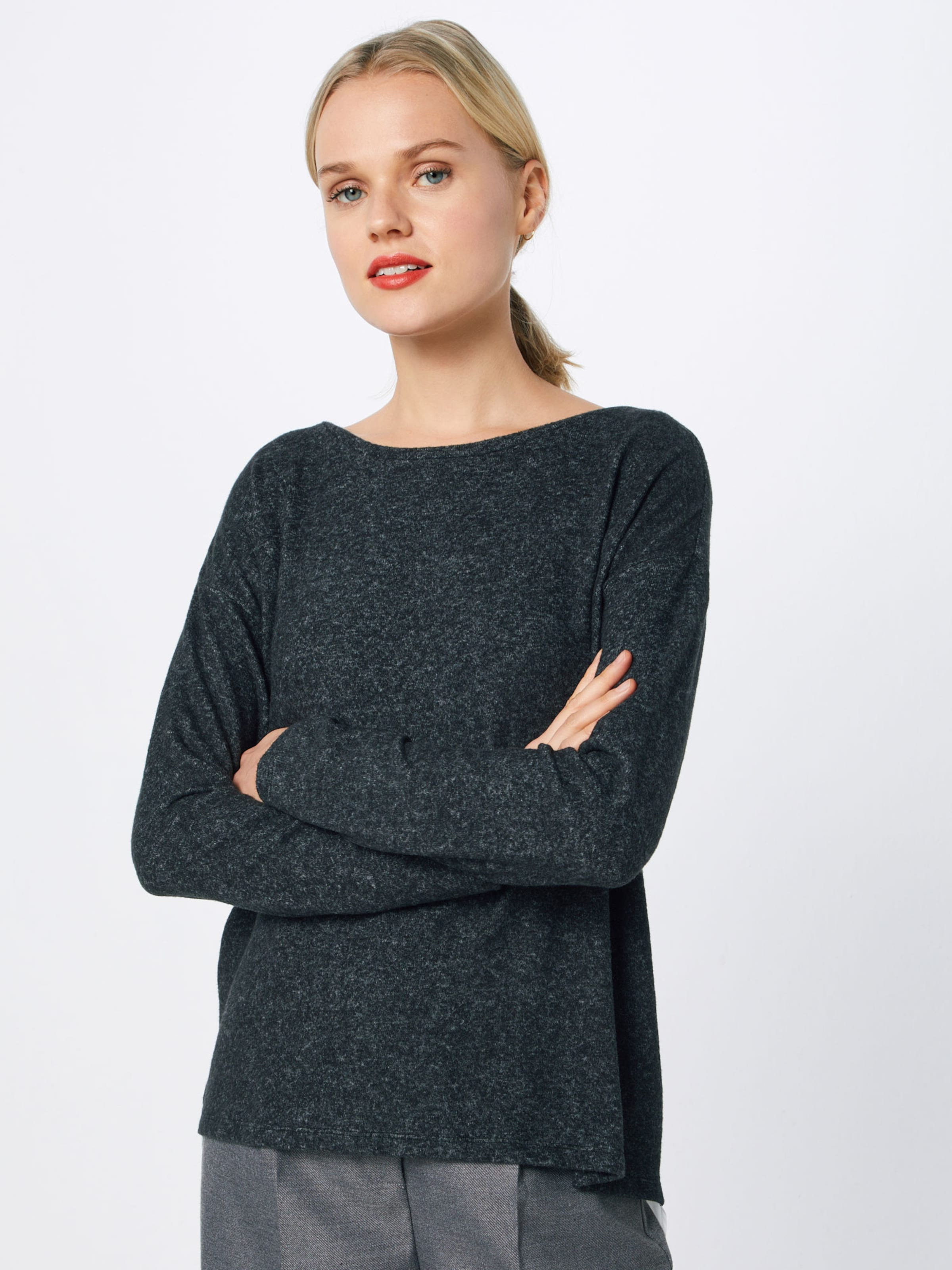 shirts' Shirt By Esprit 'woven Hem Edc T In Schwarz jcR5L4A3q