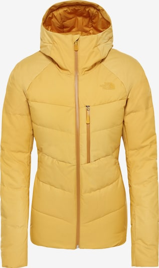 THE NORTH FACE Outdoorjas 'Heavenly Down' in de kleur Geel, Productweergave