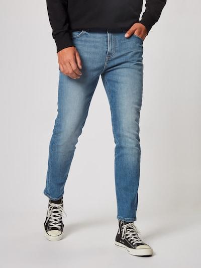 Lee Jeansy 'AUSTIN' w kolorze niebieski denimm, Podgląd na modelu(-ce)