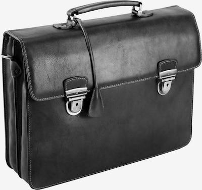 Picard Toscana Aktentasche Leder 43 cm in schwarz, Produktansicht