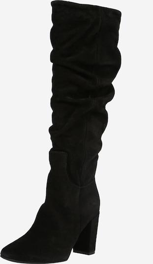 VERO MODA Kozaki 'Bia' w kolorze czarnym: Widok z przodu