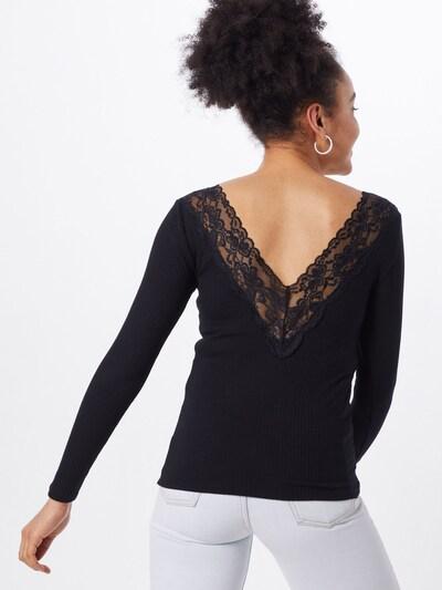 ABOUT YOU Shirt 'Cim' in schwarz: Frontalansicht