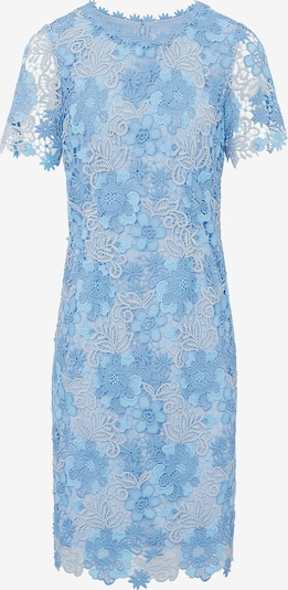 Basler Kleid in himmelblau, Produktansicht