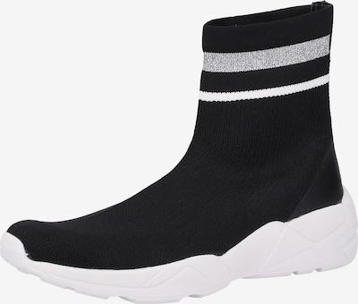 YOUNG SPIRIT Slip-on in de kleur Zwart / Wit, Productweergave