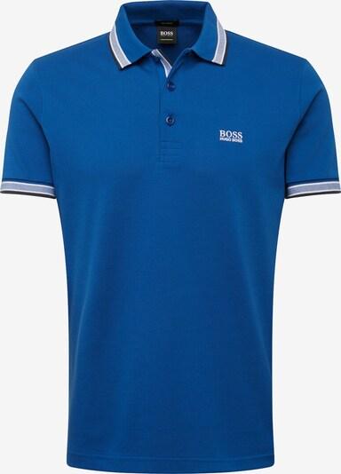 BOSS Casual Majica 'Paddy' | modra barva, Prikaz izdelka