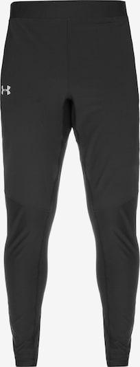 UNDER ARMOUR Pantalon de sport 'Qualifier Speedpocket' en noir, Vue avec produit