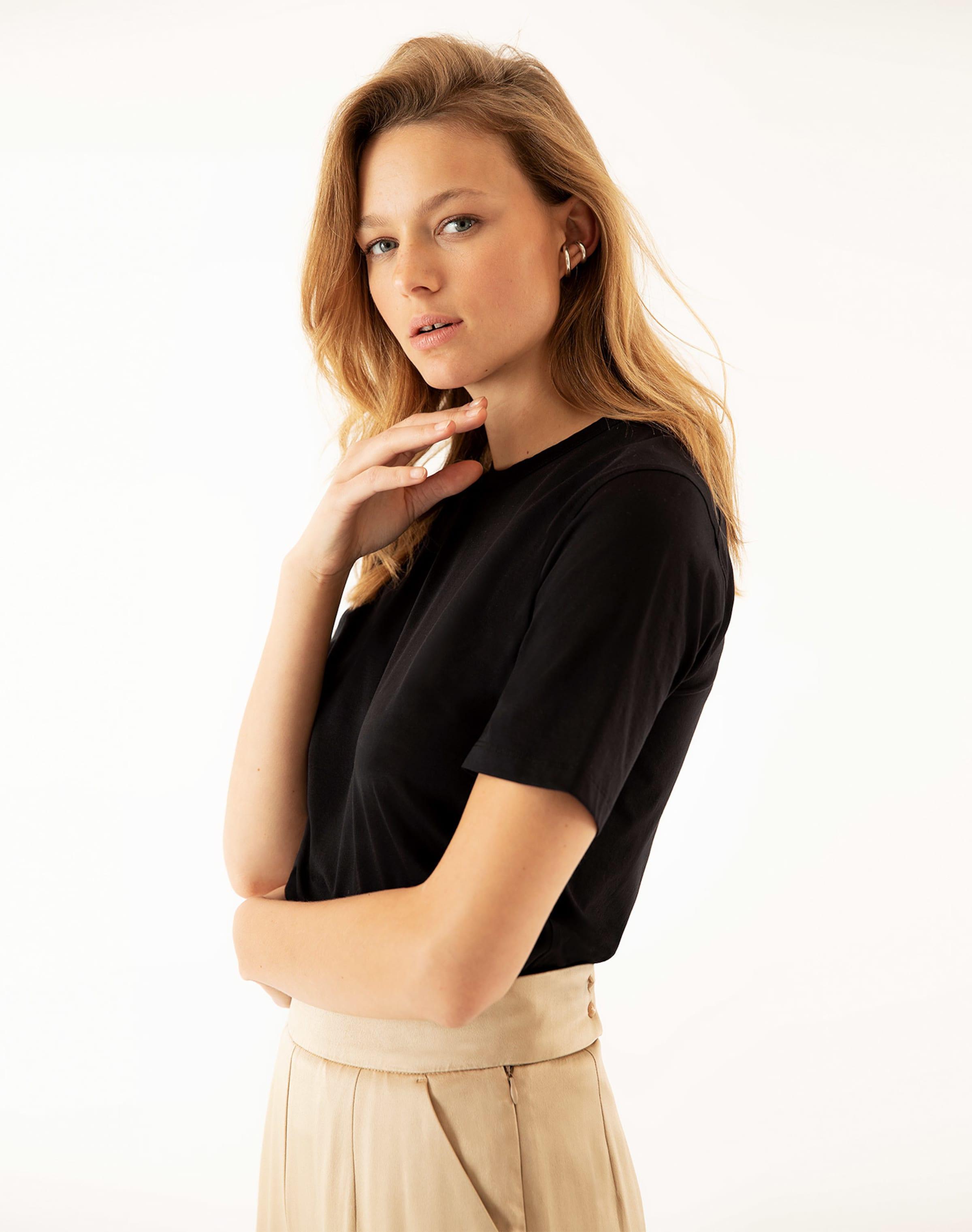 Ivyamp; Schwarz Oak shirt In T 1uKlc3TFJ