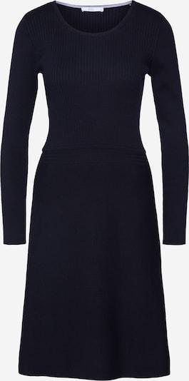 EDC BY ESPRIT Pletena obleka | črna barva, Prikaz izdelka