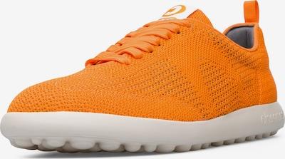 CAMPER Baskets basses 'Pelotas XLite' en orange, Vue avec produit