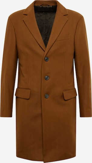 Banana Republic Mantel 'WOOL CASHMERE BLEND HERRINGBONE TOPCOAT' in braun, Produktansicht