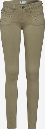 FREEMAN T. PORTER Jean 'Alexa' en kaki, Vue avec produit