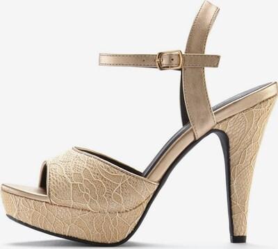 LASCANA Sandalette in nude, Produktansicht