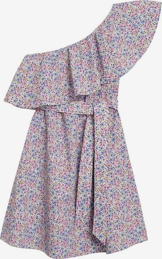 MANGO Kleid 'Lilack' in blau / lila / weiß, Produktansicht