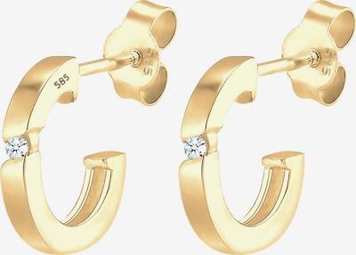 Diamore Ohrringe in gold, Produktansicht