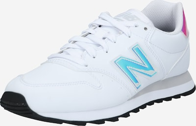 Sportbačiai be auliuko iš new balance , spalva - balta, Prekių apžvalga
