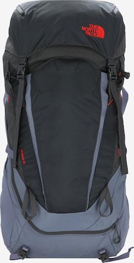 THE NORTH FACE Sac à dos de sport 'Terra' en bleu-gris / gris foncé, Vue avec produit