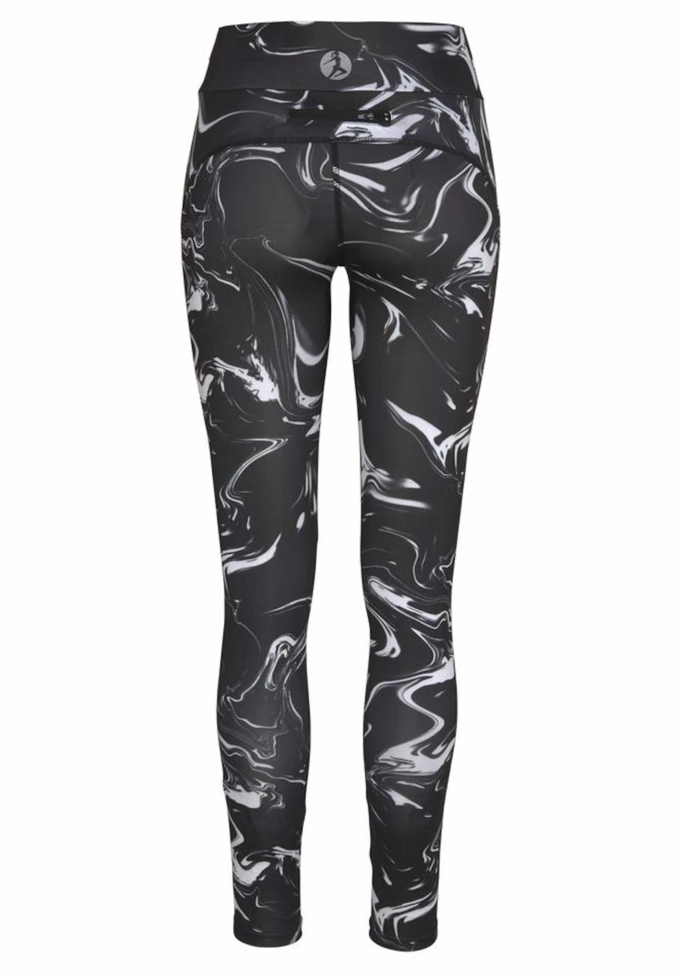 SchwarzWeiß Active By Lascana Leggings In L3jAqc54R