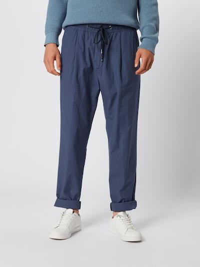 TOMMY HILFIGER Hose in blau, Modelansicht