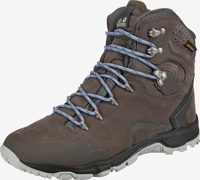 JACK WOLFSKIN Trekkingstiefel 'Altiplano Prime Texapore Mid' in grau / taupe, Produktansicht