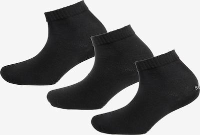 s.Oliver Enkelsokken in de kleur Zwart, Productweergave