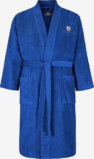 Jan Vanderstorm Bademantel 'Janning' in blau, Produktansicht