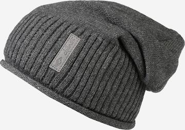 chillouts Mütze 'Etienne' aus Baumwolle in Grau