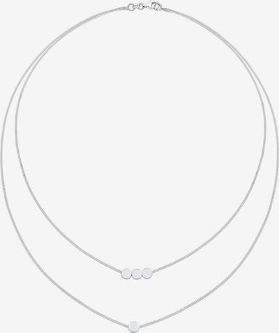 ELLI Halskette in silber, Produktansicht