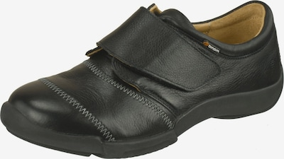 Binom Klettschuhe 'Mia' in schwarz, Produktansicht