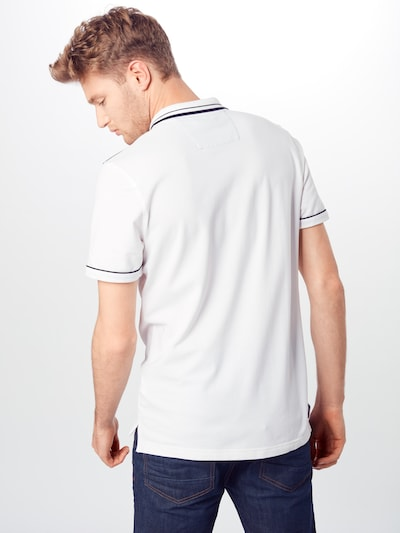 Banana Republic Koszulka w kolorze białym: Widok od tyłu