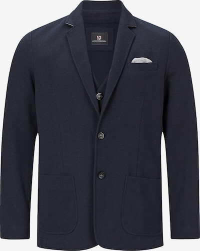 Jan Vanderstorm Veste de costume 'Holmstein' en bleu marine, Vue avec produit