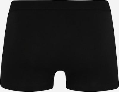 SCHIESSER Bokseršorti pieejami melns: Aizmugures skats