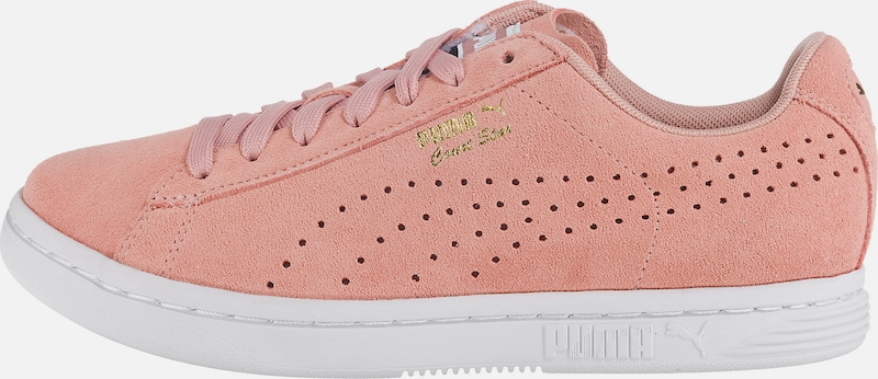 PUMA 'Court Star Suede' Sneakers Low