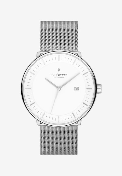 Nordgreen Armbanduhr in silber, Produktansicht