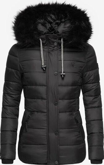 NAVAHOO Winterjacke 'Zuckerbiene' in schwarz, Produktansicht