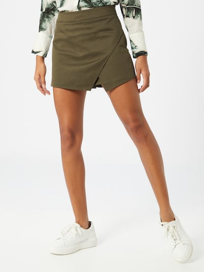 ABOUT YOU Hlače 'Elissa' u kaki, Prikaz modela