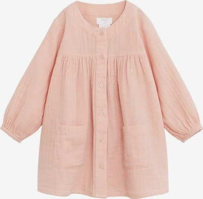 MANGO KIDS Kleid 'Pale' in rosa, Produktansicht