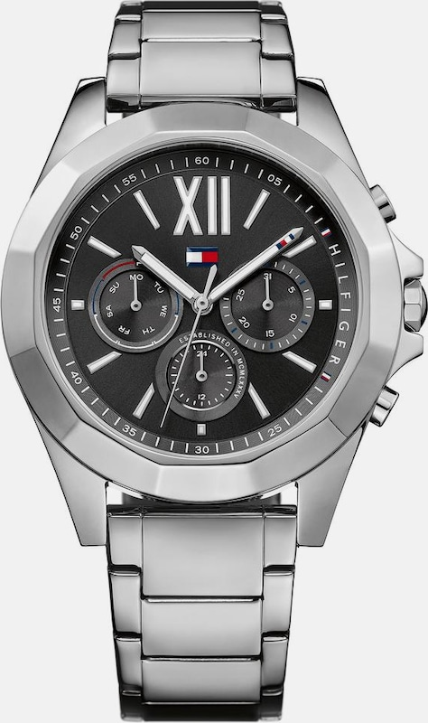 TOMMY HILFIGER Multifunktionsuhr 'Sophisticated Sport, 1781844'