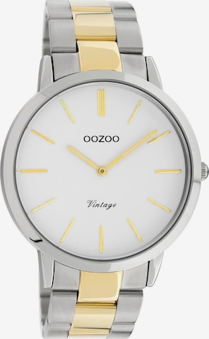 OOZOO Quarzuhr »C20101« in Silber